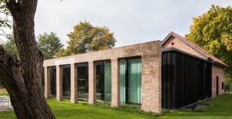Bélgica: La Branche, Heverlee - DMOA Architecten