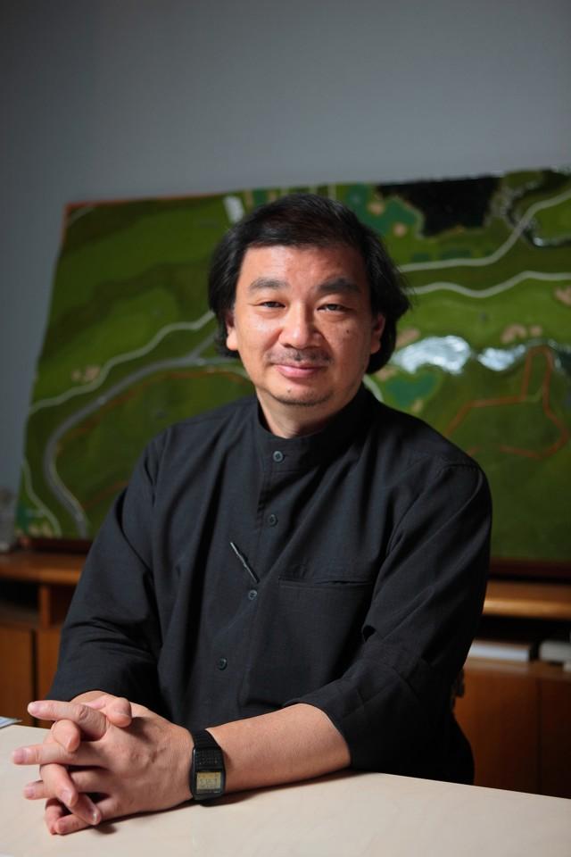 Shigeru Ban gana el Premio Pritzker de Arquitectura 2014