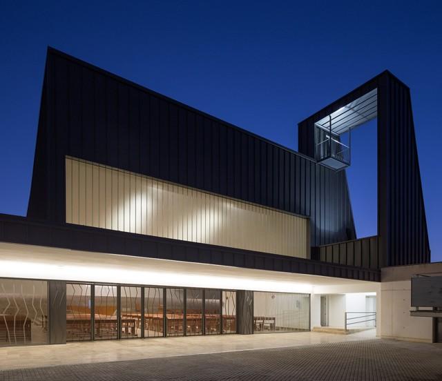 España: Iglesia de La Ascensión del Señor, Sevilla - AGi Arquitectos