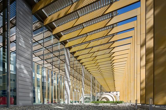 Francia: Mediateca de Pontivy - Opus 5 Architectes