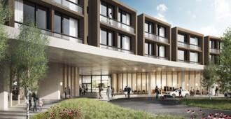 Dinamarca: Nuevo 'North Zealand Hospital', Hillerød - Herzog & de Meuron