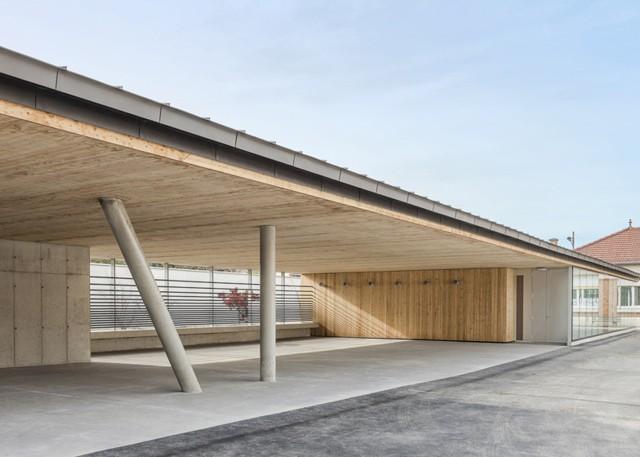Francia: Ampliación escuela primaria J.Jaurès - Yoonseux Architectes