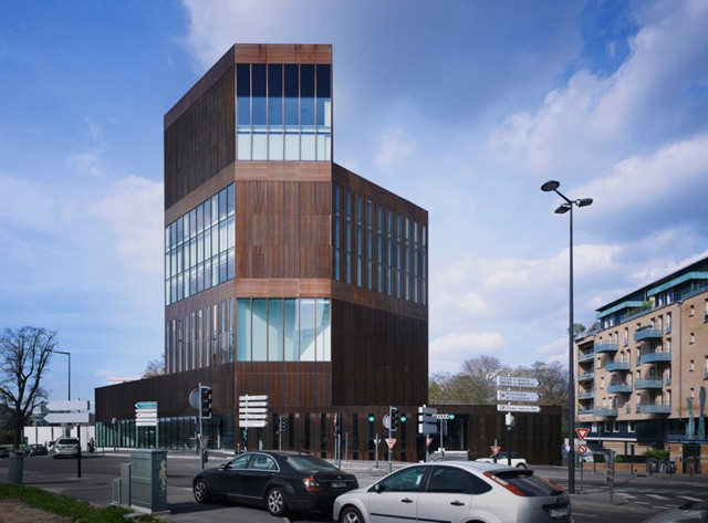 Francia: Torre Euravenir, Lille - LAN Architecture