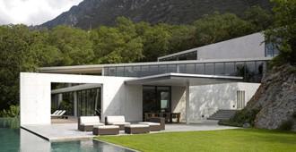 México: Casa Monterrey - Tadao Ando