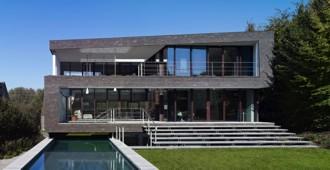 Bélgica: Casa Karla en Koen - DMOA Architecten