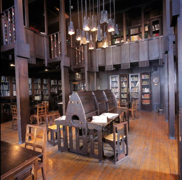 Biblioteca Mackintosh