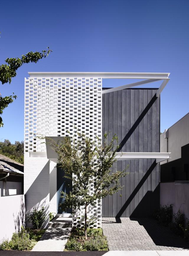 Australia: 'Fairbairn House', Melbourne - Inglis Architects