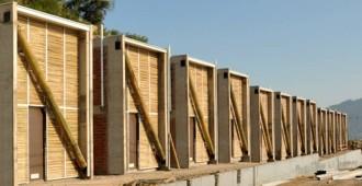 Chile: Complejo de viviendas Ruca, Huechuraba - Undurraga Deves Arquitectos