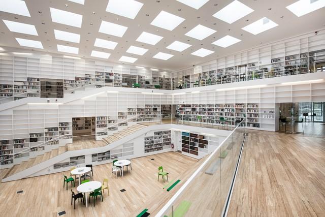 Suecia: Biblioteca de la Universidad de Dalarna - ADEPT