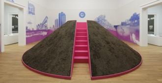 Bienal de Venecia 2014: Pabellón de Gran Bretaña, 'A Clockwork Jerusalem'
