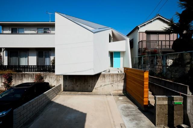 Japón: Casa en Nagoya - Atelier Tekuto