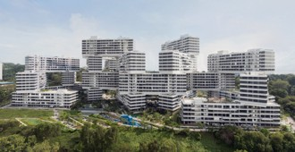 Singapur: 'The Interlace' - OMA / Ole Scheeren