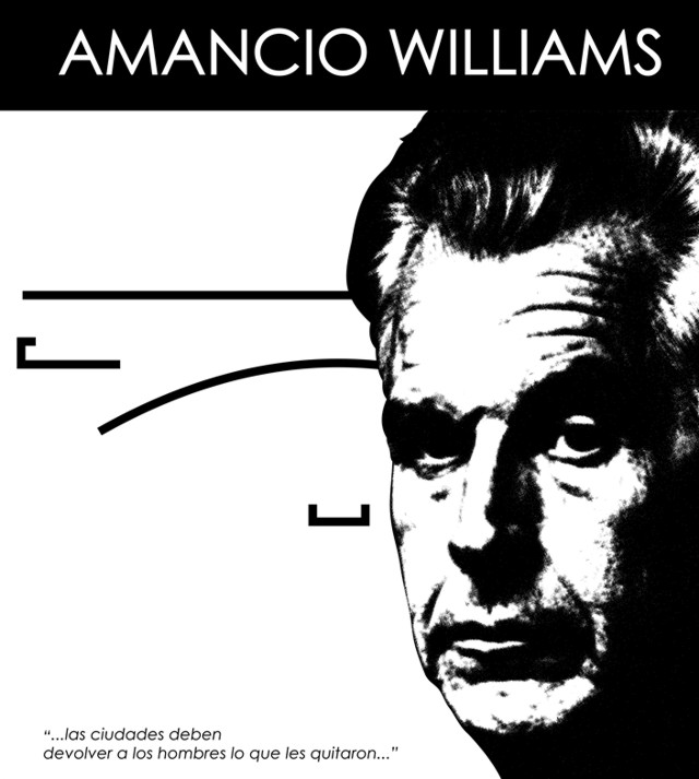 Documental Amancio Williams, dirigido por Gerardo Panero