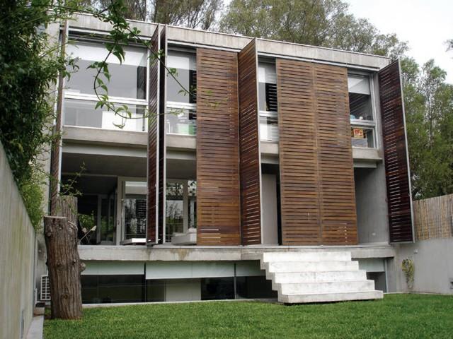 Argentina: Casa San Isidro - Vila Sebastián Arquitectos