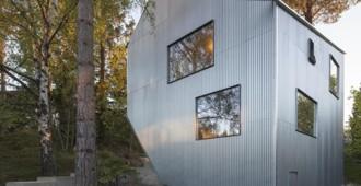 Suecia: 'Happycheap House' - Tommy Carlsson Arkitektur