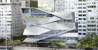 Brasil: Museo de la Imagen y el Sonido de Río de Janeiro - Diller Scofidio + Renfro... imágenes de las obras