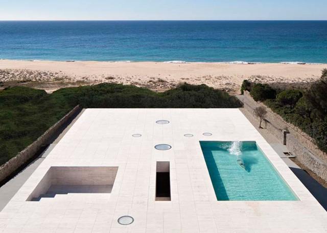 España: Casa VT, Cádiz - Alberto Campo Baeza