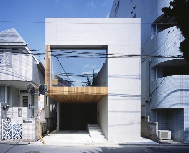 Japón: 'Frame House', Tokio - Apollo Architects & Associates