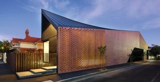 Australia: 'Harold Street Residence', Melbourne - Jackson Clements Burrows Architects