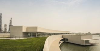 China: 'Building On the Water', Ciudad de Huai'an - Álvaro Siza + Carlos Castanheira