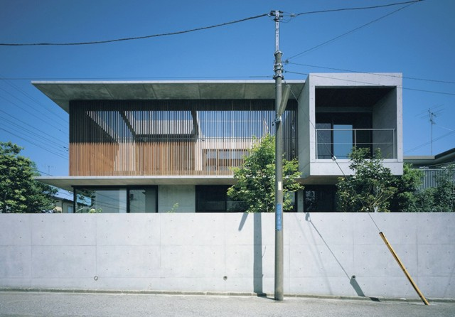 Japón: Casa Foo, Yokohama - Apollo Architects & Associates