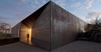 Estados Unidos: 'Desert Courtyard House', Scottsdale, Arizona - Wendell Burnette Architects