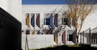 Portugal: Escuela secundaria Braamcamp Freire, Lisboa - CVDB Arquitectos
