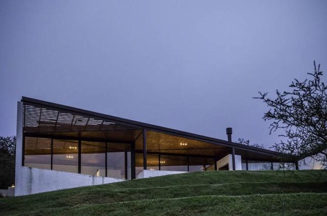 Argentina: Casa SZ, Córdoba - Alarcia Ferrer Arquitectos