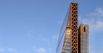 'Leadenhall Building', Londres - Rogers Stirk Harbour + Partners