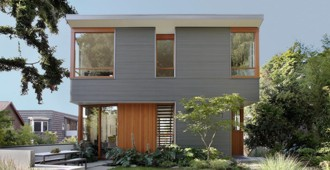 Estados Unidos: 'Main Street House', Seattle - Shed Architecture and Design