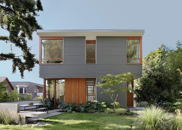 Estados Unidos > 'Main Street House', Seattle - Shed Architecture and Design