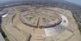 Video: Las obras del 'Apple Campus' en Cupertino, California - Foster + Partners
