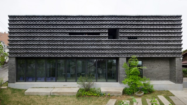 Corea: 'War and Women's Human Rights Museum', Seúl - Wise Architecture