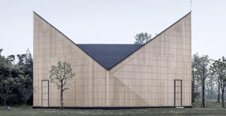 China: Capilla del Jardín de Nanjing Wanjing - AZL Architects