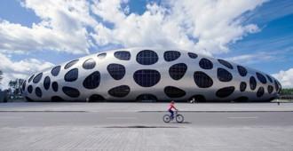 Bielorrusia: Estadio de fútbol 'FC BATE Borisov' – OFIS Arhitekti