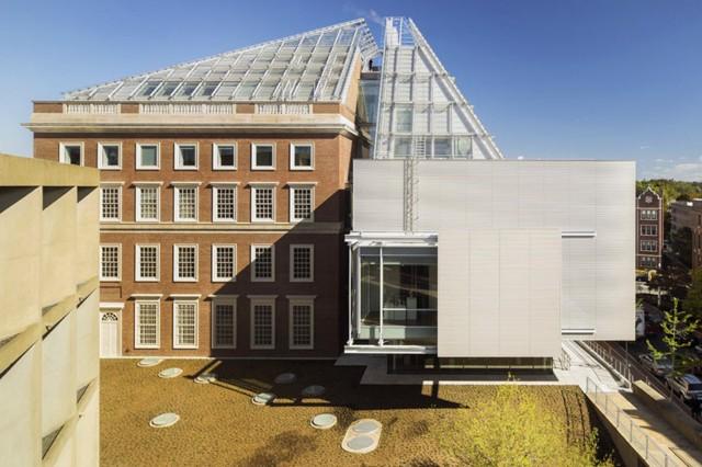 Estados Unidos: 'Harvard Art Museums', Cambridge - Renzo Piano