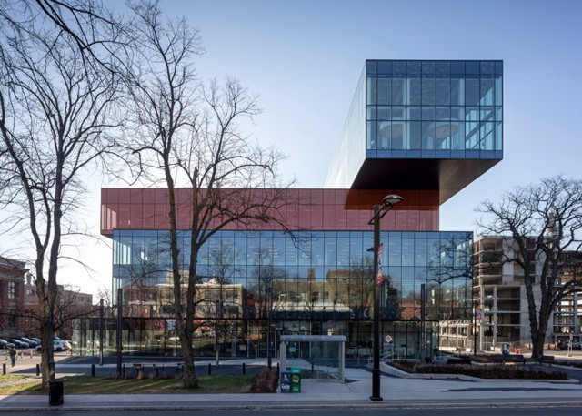 Canadá: 'Halifax Central Library' - Schmidt Hammer Lassen Architects