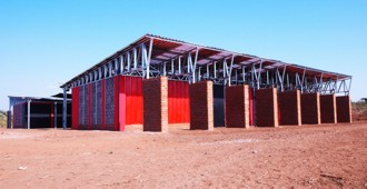 Escuela primaria en Malawi - Architecture for a change