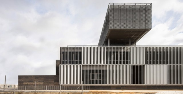 España: Campus Universitario, Jaén - Canvas Arquitectos
