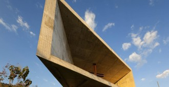 El Salvador: Capilla Cardedeu, Lago de Coatepeque - EMC Arquitectura