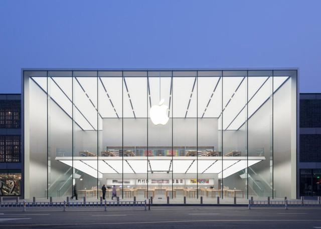 China: Apple Store en Hangzhou - Foster + Partners