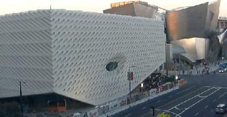 Estados Unidos: The Broad Museum, Los Angeles - Diller Scofidio + Renfro... imágenes de las obras