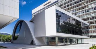 Brasil: Fundação Getúlio Vargas, Rio de Janeiro - João y Oscar Niemeyer