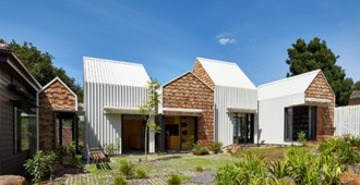 Australia: 'Tower House' - Andrew Maynard Architects
