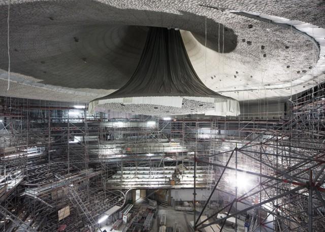 Alemania: Elbphilharmonie, Hamburgo de Herzog & de Meuron... imágenes de las obras