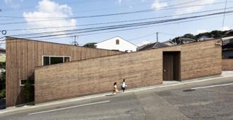 Japón: Casa N, Fukuoka - ROOTE