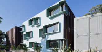 'Broadway Housing', Santa Monica, California - Kevin Daly Architects