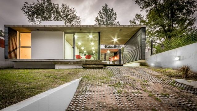Argentina > Casa La Viña, Córdoba - stc arquitectos