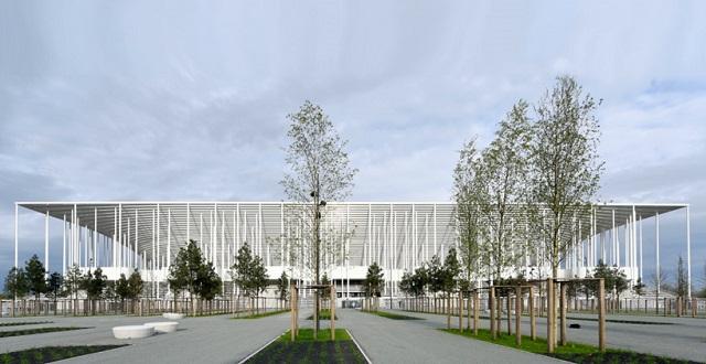 Francia: Inauguración del Nuevo Estadio de Bordeaux - Herzog & de Meuron
