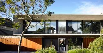 Australia: 'Concrete House', Melbourne - Matt Gibson Architecture + Design
